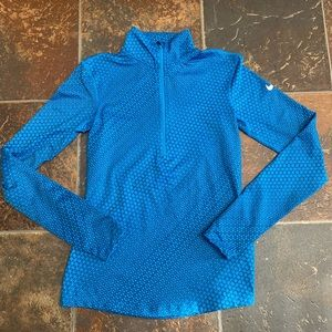 Nike Long Sleeve Pullover Warmup Womans Small